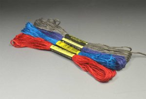 選択した刺繍糸
