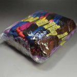 ミサンガ作りの定番材料・コットン刺繍糸の入荷