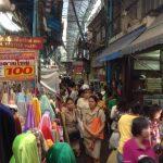 ミサンガの仕入先:バンコク・チャイナタウンの朝