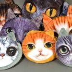 新着商品:猫顔の小銭入れ