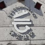 沖芸食堂のロゴ
