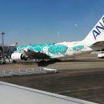 新しいA380型機/FLYING HONU(フライングホヌ)